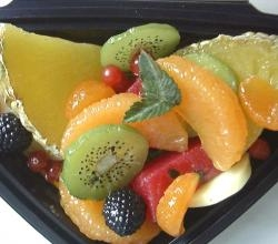 Fruit Salad - The Healthy Ingredient In Potluck Breakfst Ideas