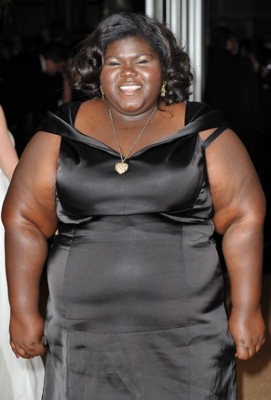 Gabourey Sidibe's Weight loss