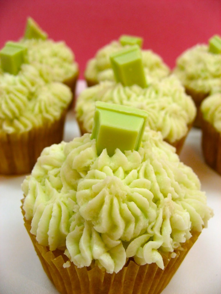 Ginger Cupcakes Recipes