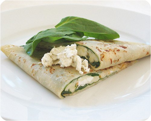 Goat Cheese Quesadillas - Creamy Goat Cheese Starters
