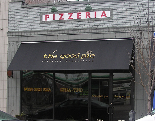 The Good Pie