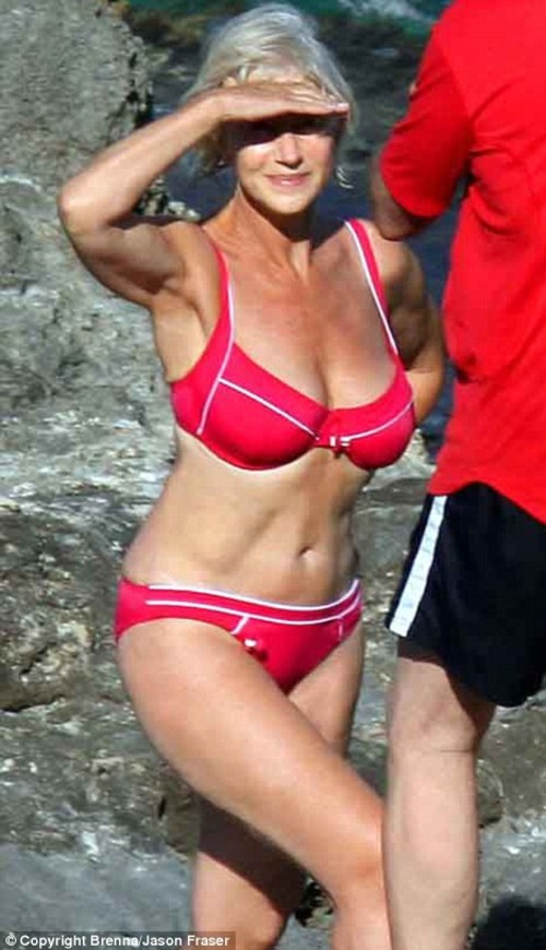 Celebrity Diet - Dame Helen Mirren