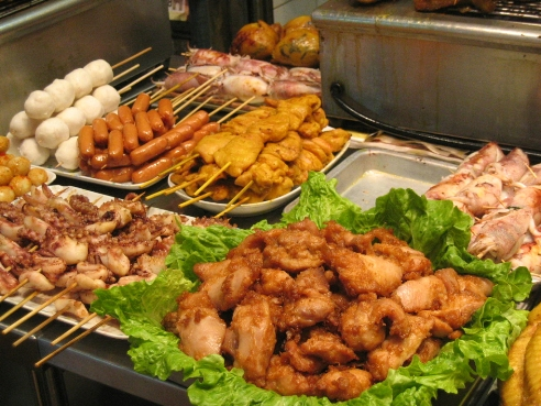 Hong Kong Street Food Delights