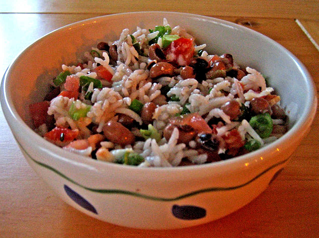 Hoppin' John - Traditional New Year Foods
