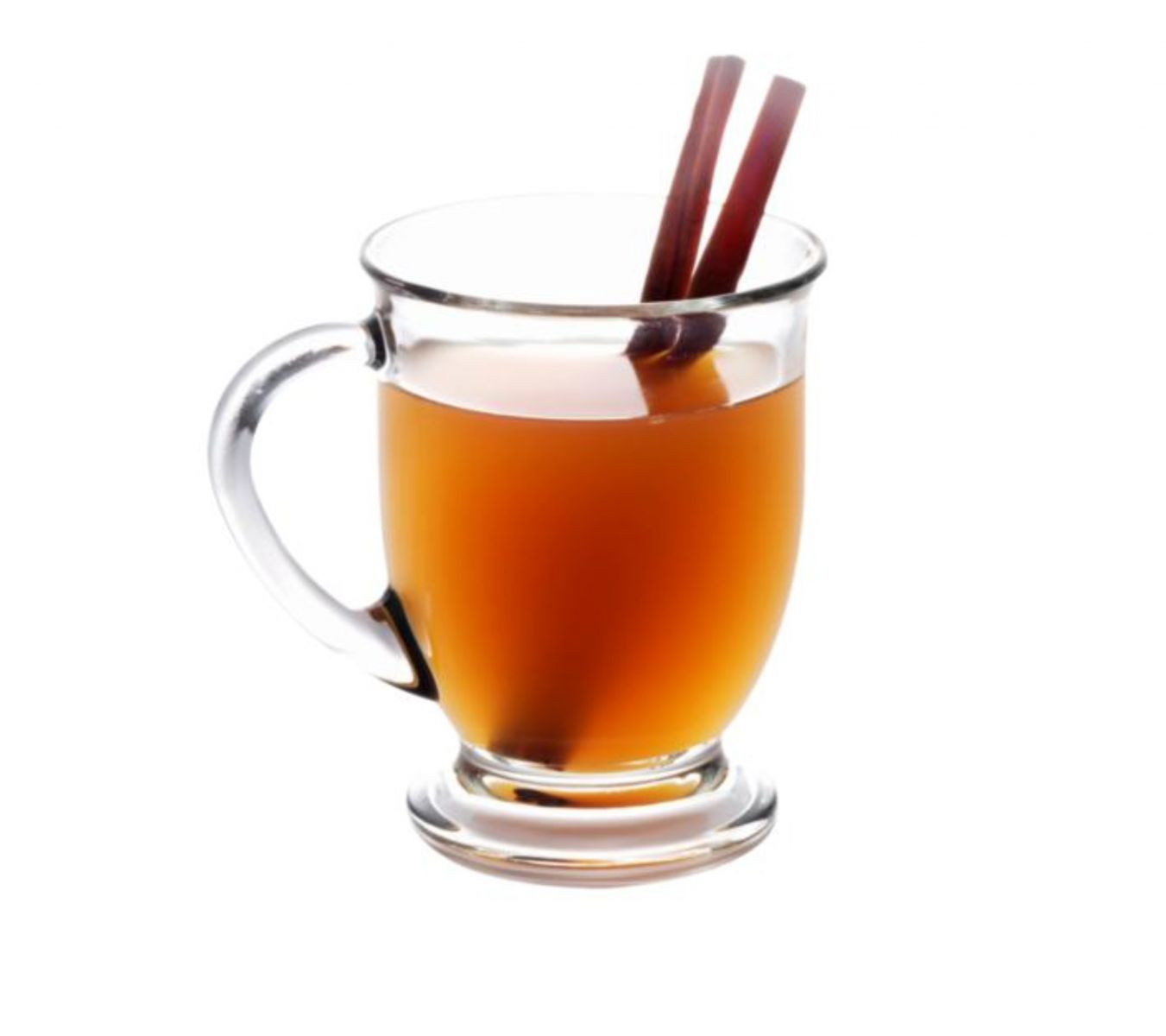 Hot Bourbon Toddy