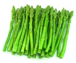 keeping asparagus fresh