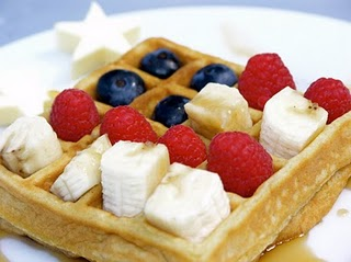 /Independence Day Waffles