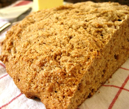 Irish Soda Bread -Traditional Halloween Foods