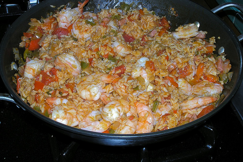 Jambalaya With Leftover Ham