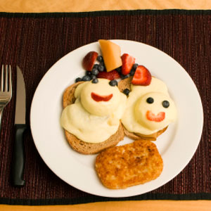 Kids' Healthy Breakfast