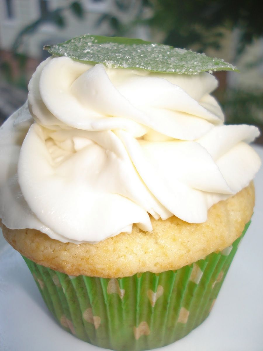 Basil Cupcake Recipes