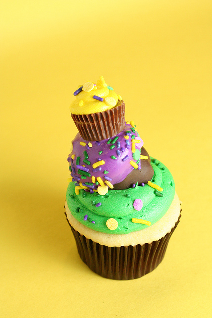 Mardi Gras Treats For Kids