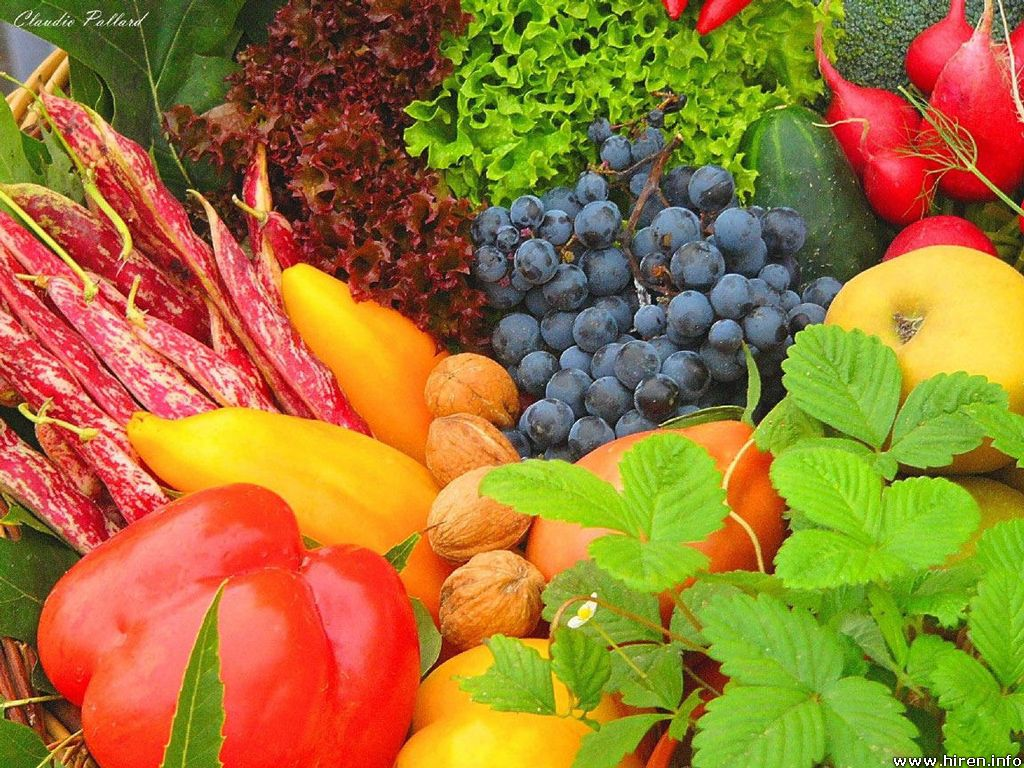 GM Diet - Fruit and Vegetable Diet