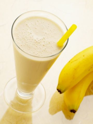 Milk and Banana Diet