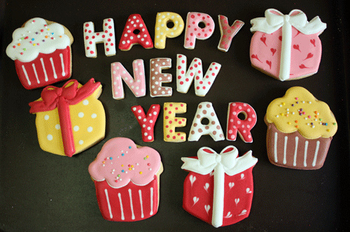 New Year Treats For Kids