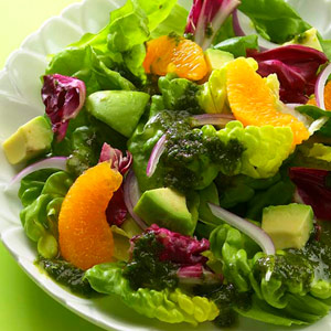 Orange and Avocado Salad