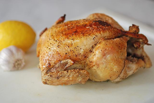 Freezing Oven Baked Chicken