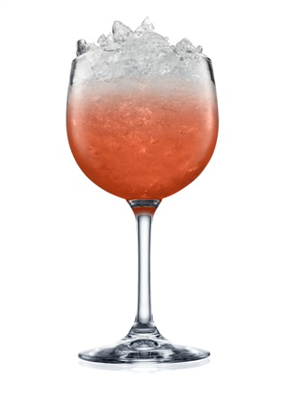 Papaya Sling Cocktail