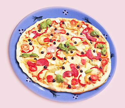 Party Pizza For Easy Party Menu
