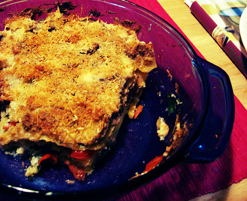Pasta-Vegetable Casserole - Easy Vegetable Casserole