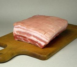 How to clean pork