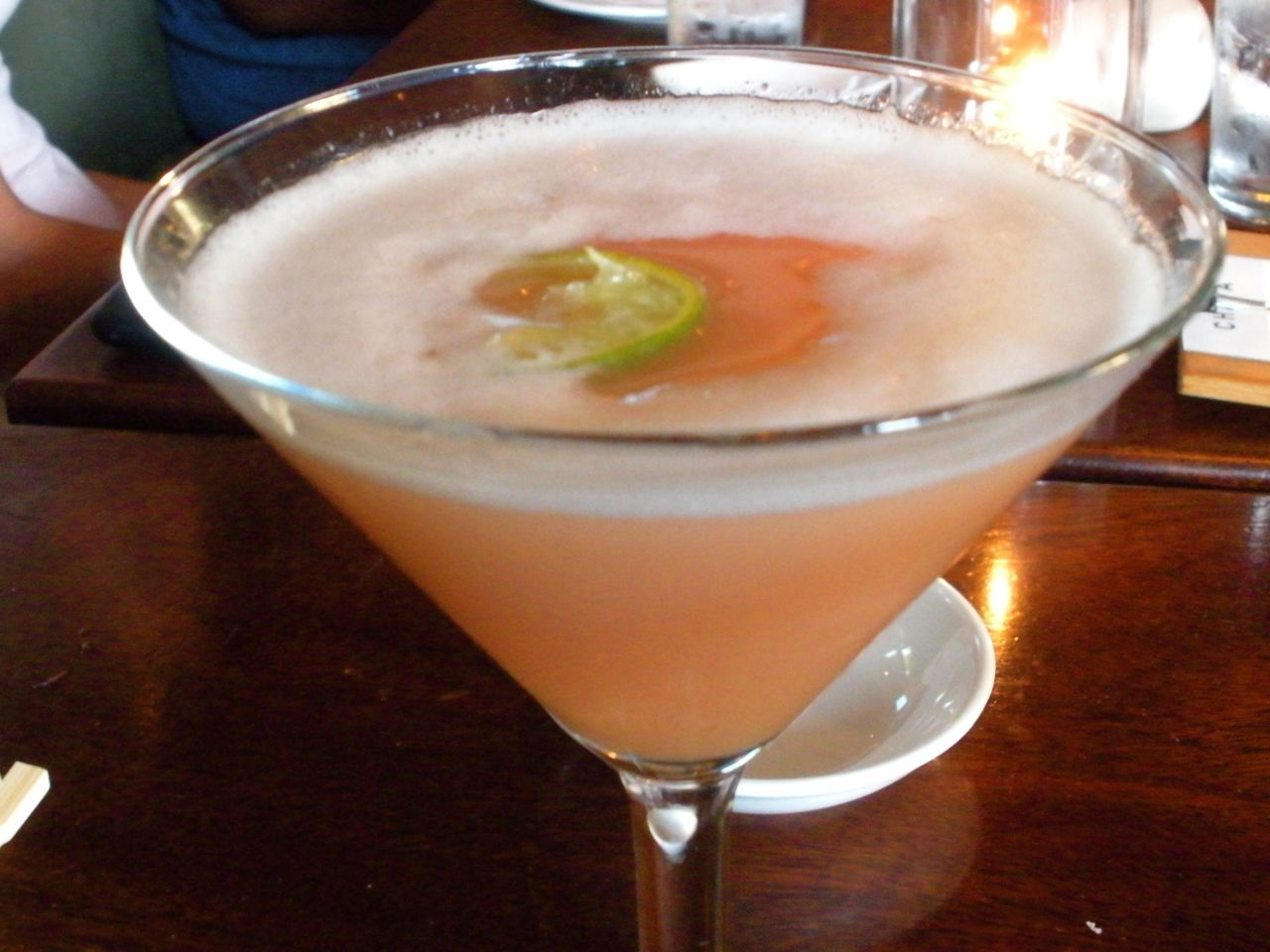 Pure Guava Martini