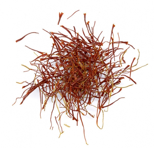 Saffron leaf benefits