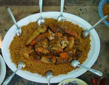 Senegal food demystified!!