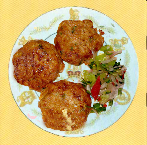 Shami Kabab - tasty Appetizer In Ramadan Menu