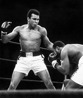 boxing diet, Ali, the greatest