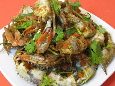 Learn To Cook Stir Fried Crab