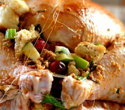 Stuffed Turkey