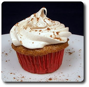 Sugar Free Apple Cupcakes With Cream Cheese Frosting