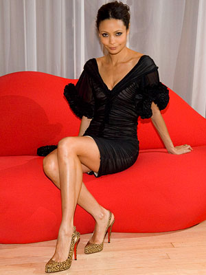 Thandie Newton Diet and Fitness
