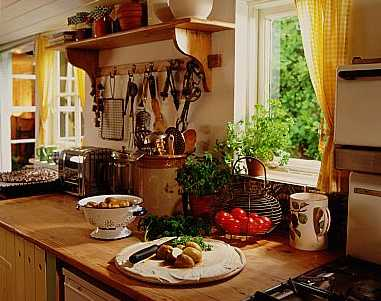 Kitchen Remodel Plans on Tips To Design An French Country Kitchen   Ifood Tv