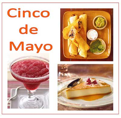 Traditional Cinco De Mayo Foods