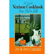 The Couple Venison Cookbook