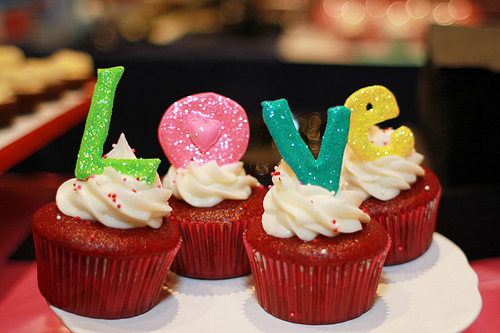 Cupcake Decoration Ideas For Valentines Day