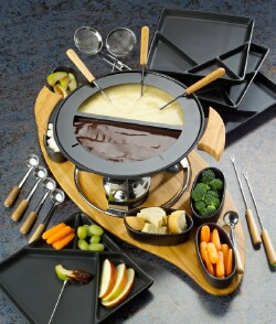 What To Serve With Cheese Fondue