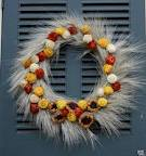 wheat wreath
