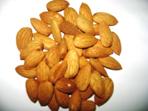 Almonds and foods
