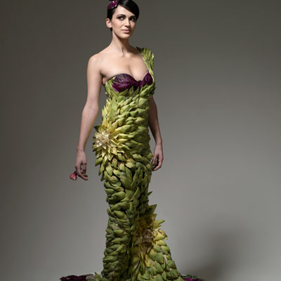 Artichoke dress