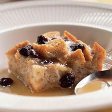 Low Fat Bread Pudding — Low Fat Dessert