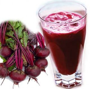 Effects of beet juice