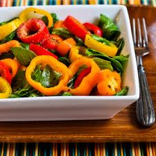 Sweet Bell Pepper Dressing