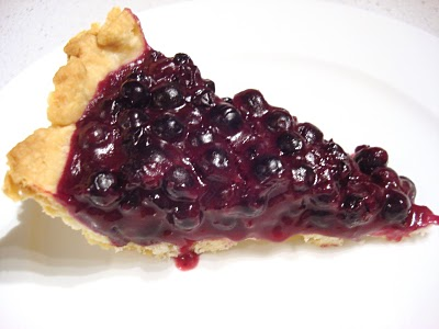 BlueBerry Pie Topping