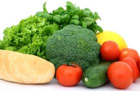 Candida Diet Menu - Organic Vegetables