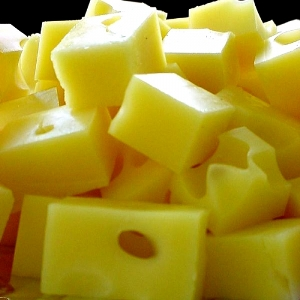 Cheese Garnish Ideas