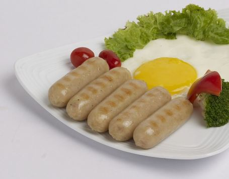 chicken-breakfast-sausages