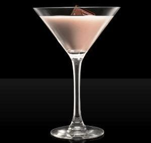 Chocolate Martini Garnish